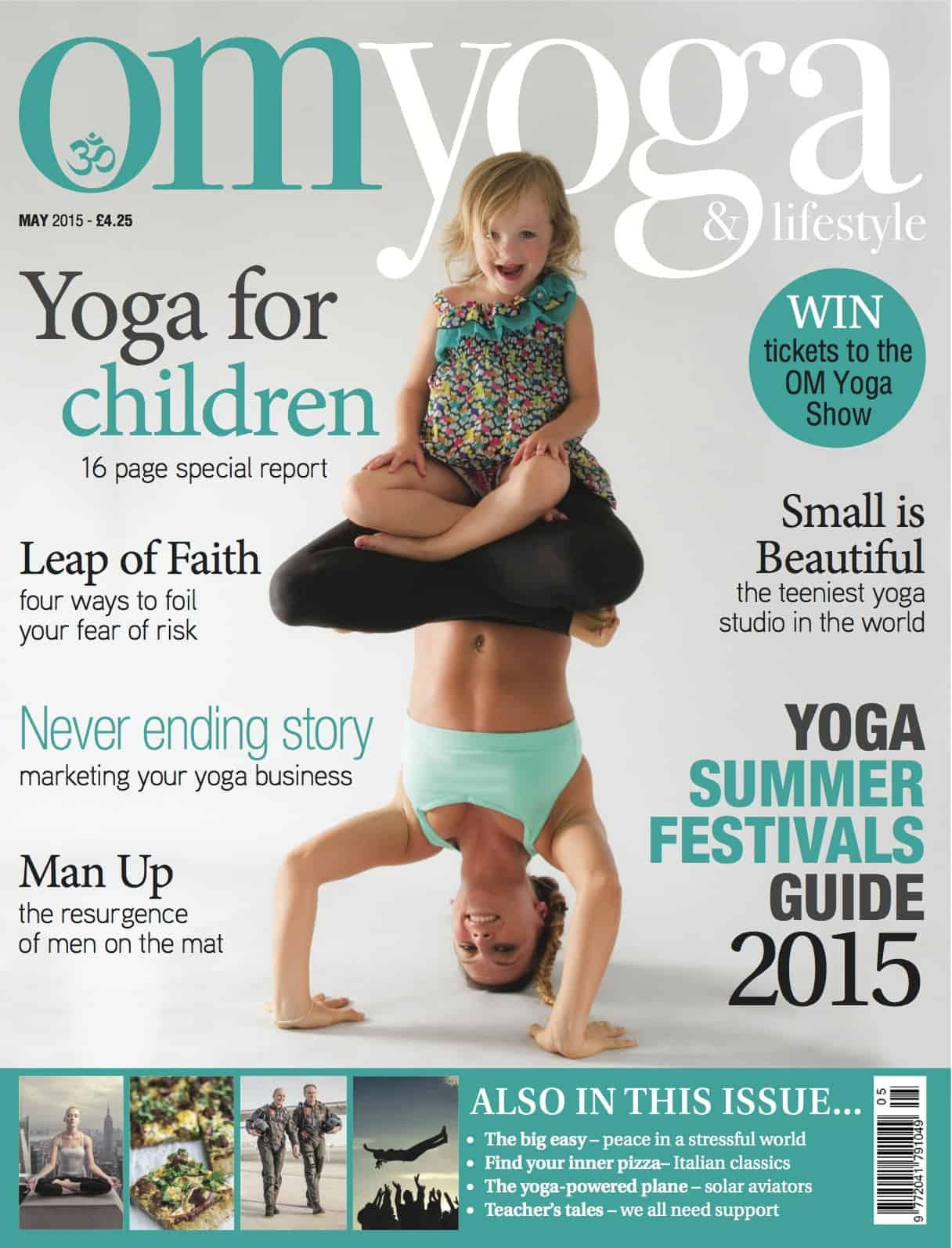 Om Magazine May 2015