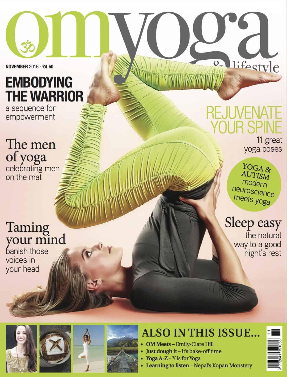 Om Magazine November 2016