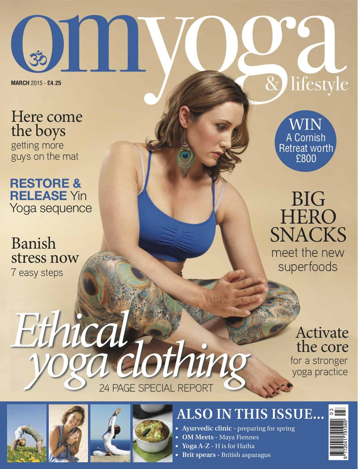 Om Magazine March 2015