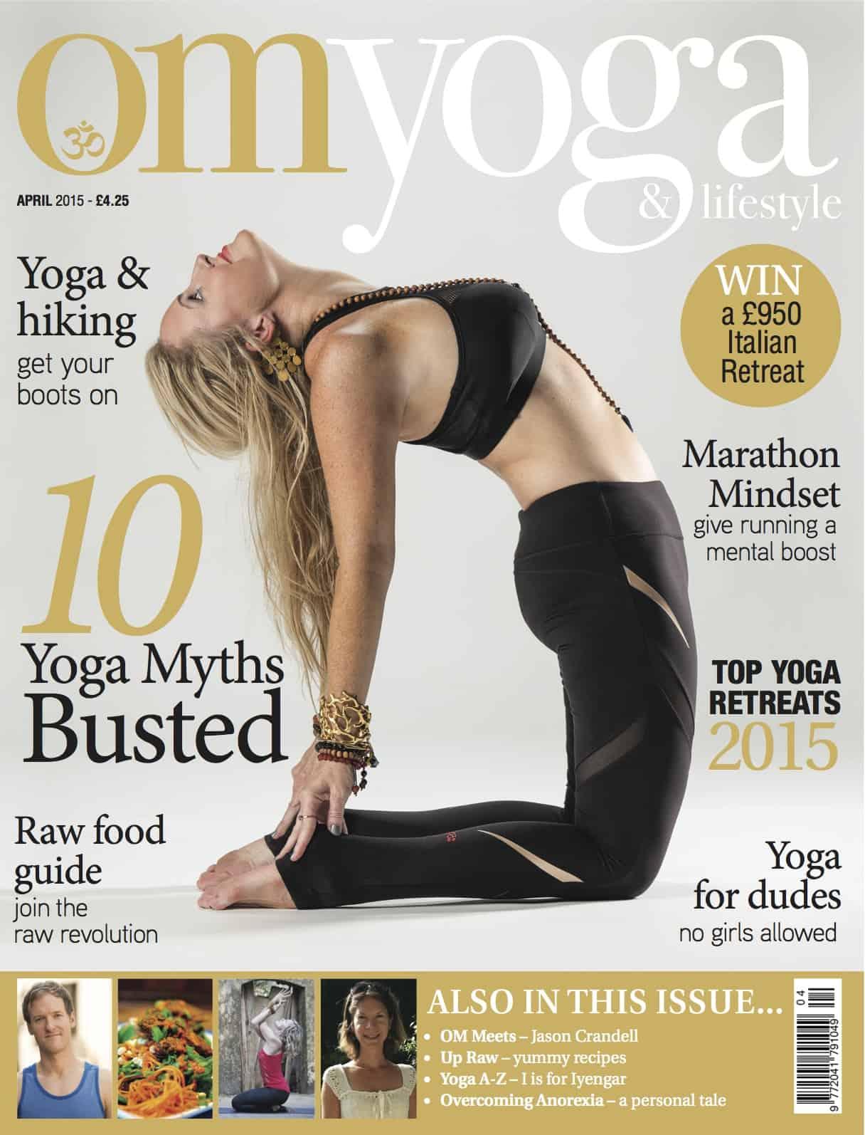 Om Magazine April 2015