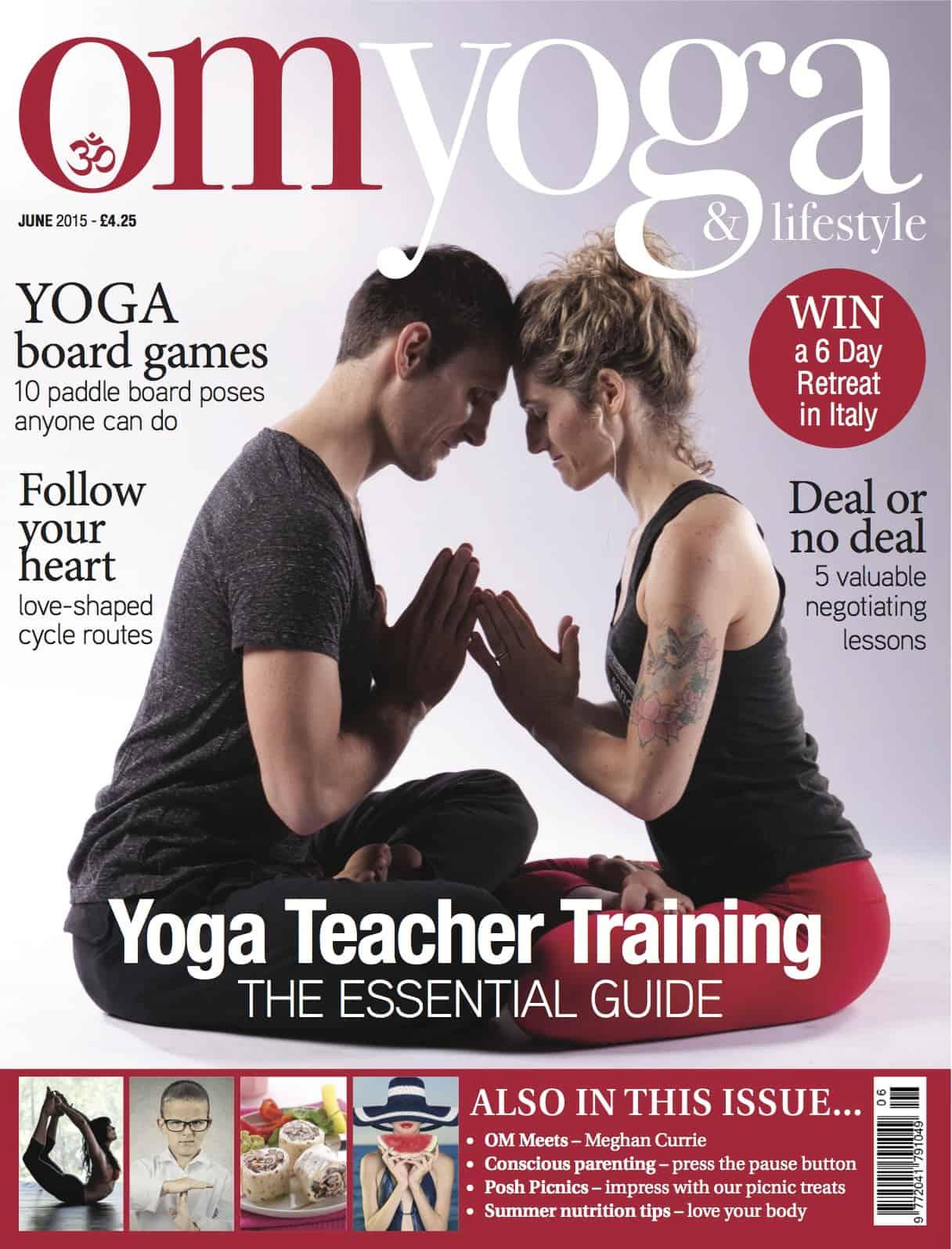 Om Magazine June 2015