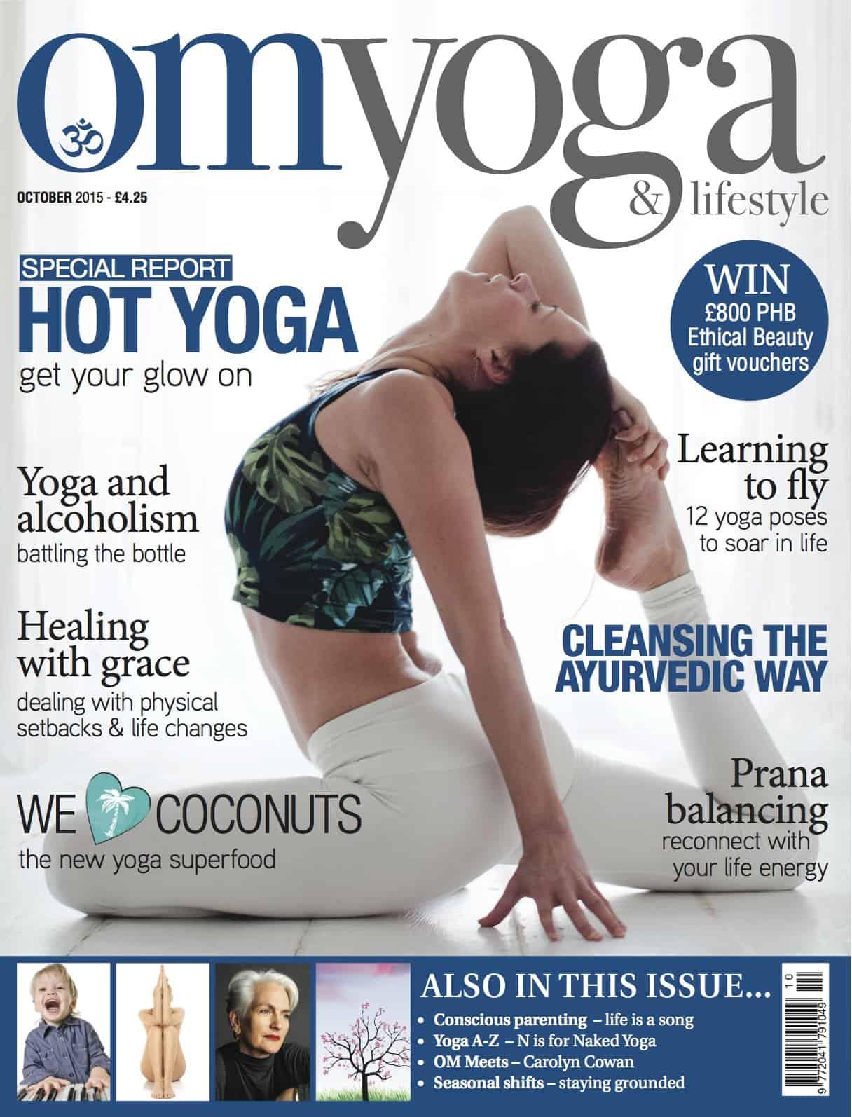 Om Magazine October 2015