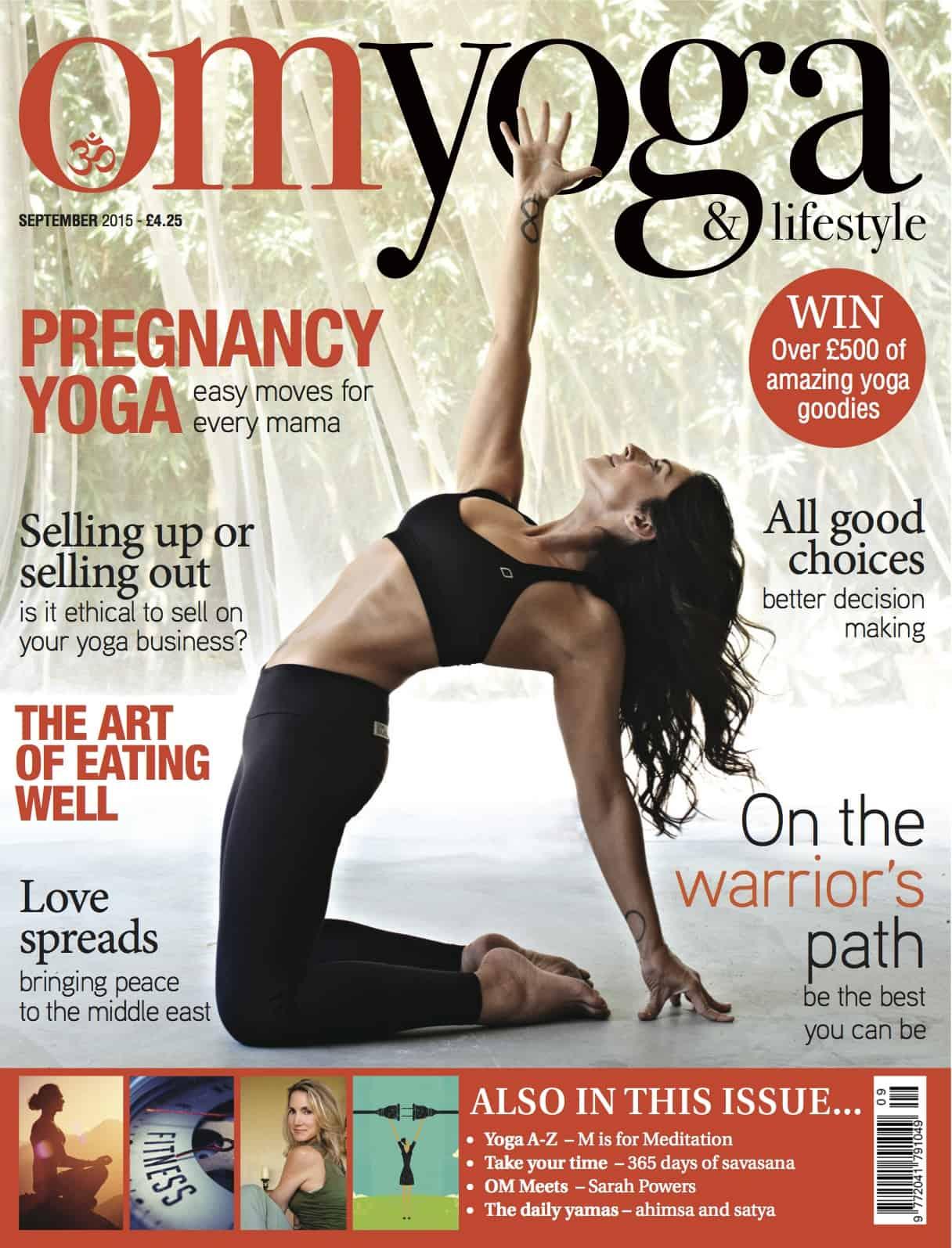 Om Magazine September 2015