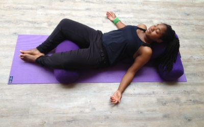 Restorative Yoga for Depression