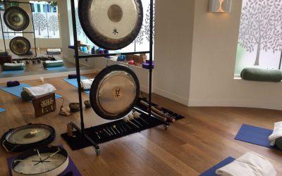 Winter Solstice Gong Bath & Yoga Nidra