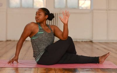 Class Time Change: Sunday Flow & Restore now at 6pm – from 2nd October