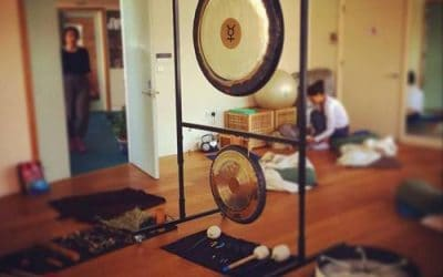 NEW Monthly Gong Bath & Yoga Nidra Workshops