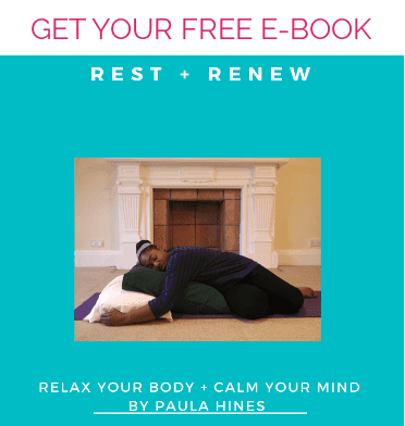 Rest + Renew eBook for You