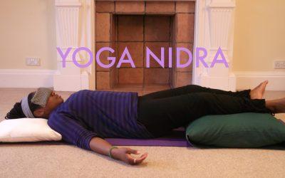 Yoga Nidra – Dreaming of Yogic Sleep