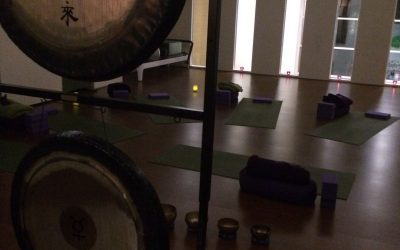 New Year Yin Yoga, Yoga Nidra & Gong Bath Workshop