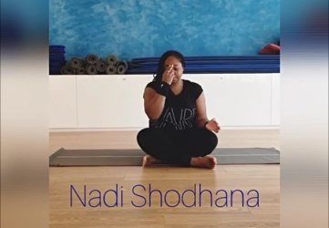 Soothe Your Nervous System with Nadi Shodhana Pranayama (Alternate Nostril Breathing)