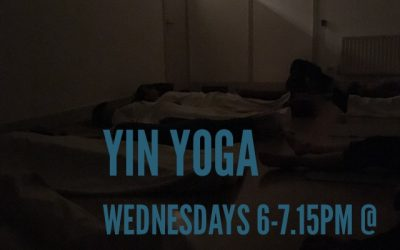 Yin Yoga for the Spring Season