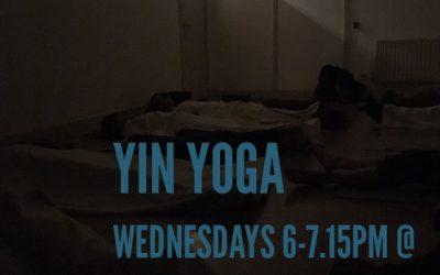Yin Yoga for the Spring Season