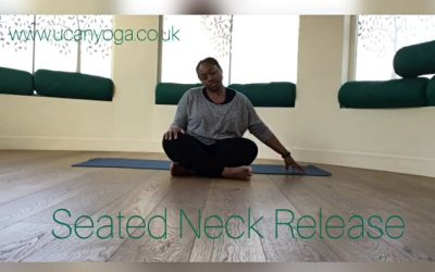Pain in the Neck? Try this