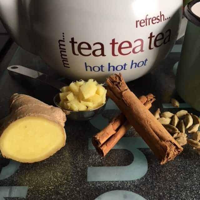 Warming Yin Season Tea