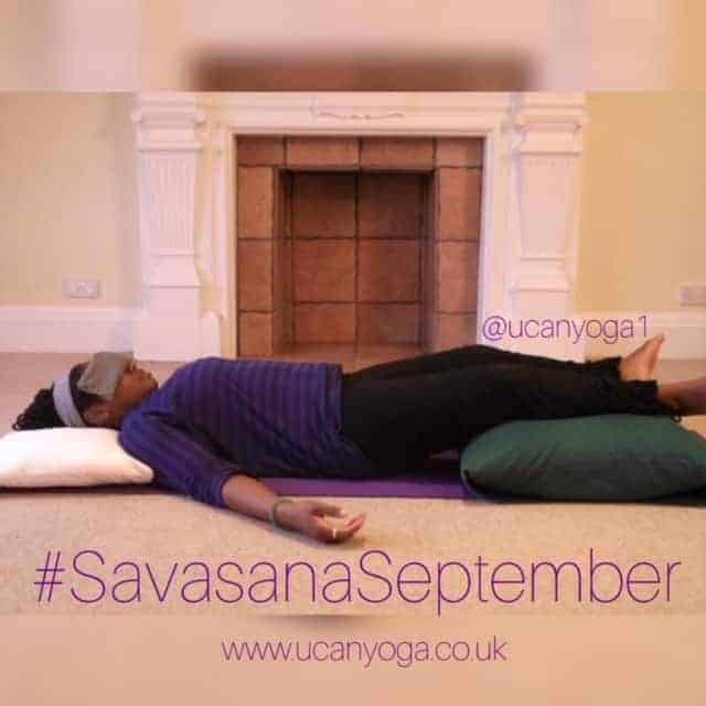 #SavasanaSeptember